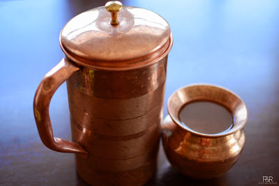Health benefits of drinking copper vessel water in Hindi