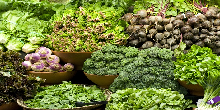 5 vegetarian foods for losing weight1