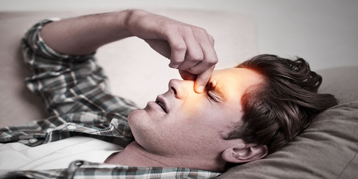 How to get rid of sinusitis problem within 20 seconds 3