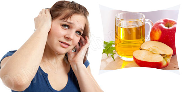 tinnitus and apple cider vinegar in hindi
